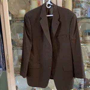 Brown Calvin Klein Sports coat
